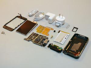 iPhone 3G: Kaum gekauft, schon zerlegt...