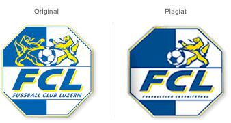 FC Lassnitzthal vs. FC Luzern - Der Logostreit