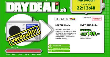 Daydeal.ch - Terratec Noxon iRadio