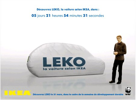 ikea leko das selbstbau auto bloggingtom. Black Bedroom Furniture Sets. Home Design Ideas