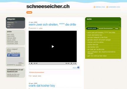 BlogTipp der Woche: schneeseicher.ch
