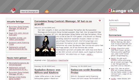 BlogTipp der Woche: 2lounge.ch