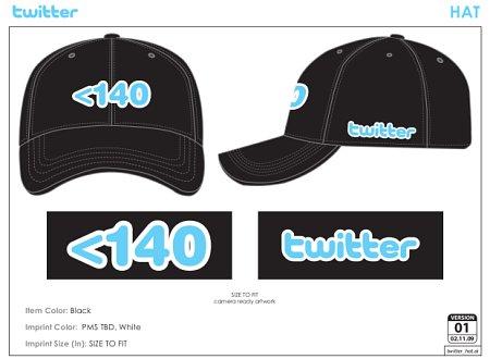 Twitter-Caps