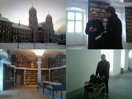Geheimprojekt in Einsiedeln
