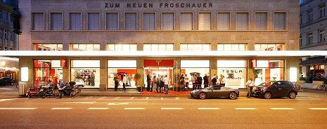 Tesla Store Zürich