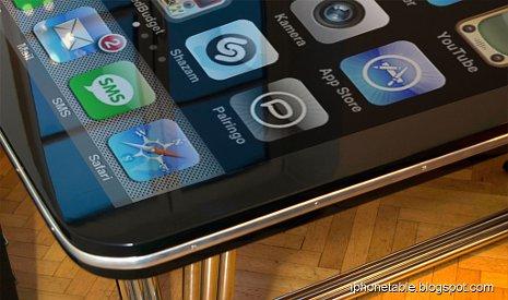 iTable - Jetz kommt der iPhone-Esstisch