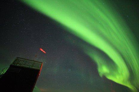 Nordlicht - Polarlicht