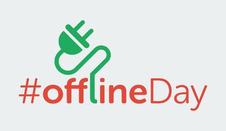 Mach mit! Am 15. Dezember 2013 ist #offlineDay
