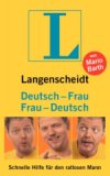 Deutsch - Frau -- Frau - Deutsch