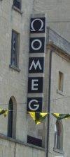 Omeg - Werbung in San Marino