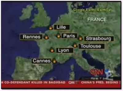 CNN Europa-Karte