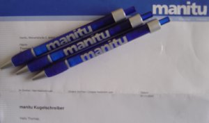Manitu Kugelschreiber