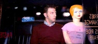 Taxi - Gummipuppe