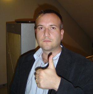 Paddy an den Swiss Blog Awards