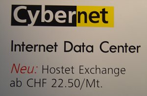 Cybernet - Hostet Exchange