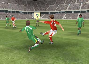 Fussball WM: Virtual Review