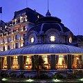 Restaurant La Rotonde im Beau Rivage Palace Lausanne