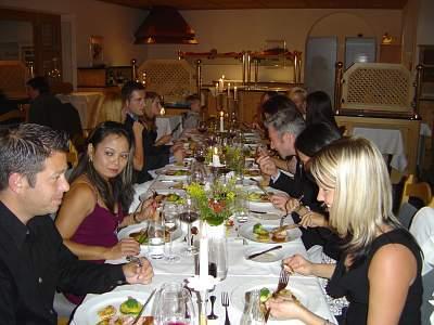 Gala-Diner von Chefkoch Gerd Reber