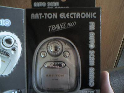 MP3-Designerradio von HSE Trading