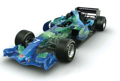 Formel1: Neue Lackierung von Honda?