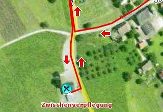 Zeichnen auf der Karte von map.search.ch