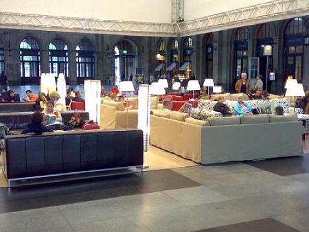 IKEA im Hauptbahnhof Zürich