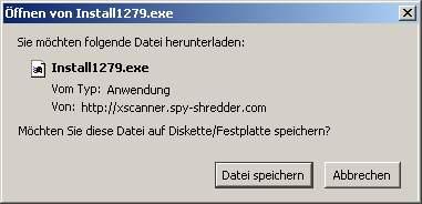 Spyshredder