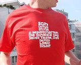 EM-Shirt: Ich unterstütze 2 Mannschaften